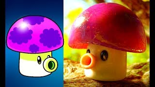 Plants vs Zombies Characters in Real Life 2017