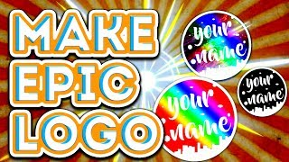 how to make logo like trap nation on android || how to make YouTube channel logo on android🇮