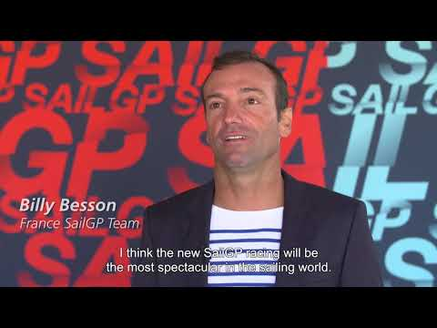 France SailGP Team launches in Marseille