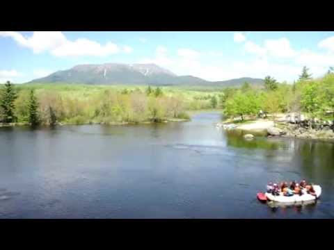 Penobscot River Adventures with Three Rivers Whitewater