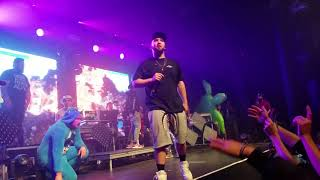 Andy Mineo - You Can't Stop Me / 1K Phew Stage Dive  - Atlanta, GA  2017