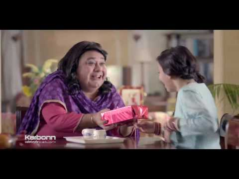 Karbonn Mobile Mummyji Master 25sec Hindi Ad