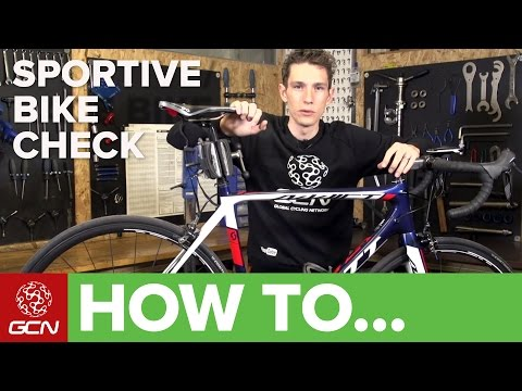 How To Check Your Bike Before Your Next Sportive Or Race