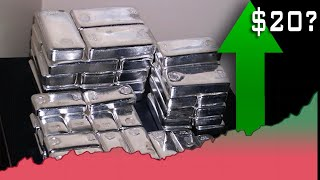 Silver Soars To Almost $20 An Ounce!   Will It Last?