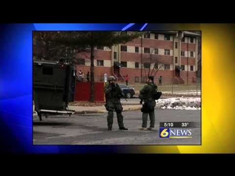 Police Seize Guns Drugs From Johnstown Apartm Youtube