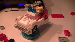 LEGO DIMENSIONS GHOSTBUSTERS ECTO 1 BUILD