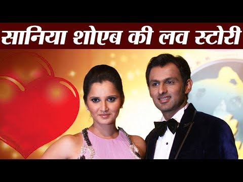 Shoaib Malik ने किस तरह जुगाड़ा था Sania Mirza का फोन नंबर | Baby Mirza Malik | Love Story