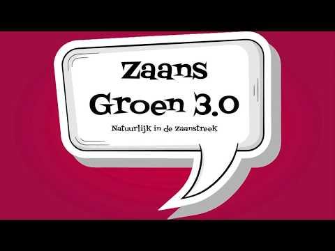 Eva Stache - Zaans Groen 3.0 - Zaanse Monologen