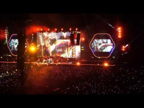 Coldplay Live In Bangkok