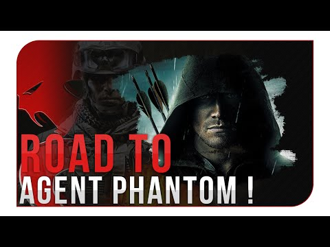 Phantom Agent Completed !