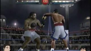 MARSTACO plays: Fight Night 2004