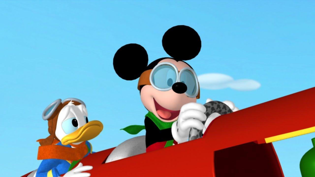Mickey Saves Santa - YouTube