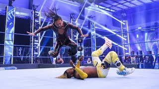 SHINSUKE NAKAMURA vs. KOFI KINGSTON - WWE SMACKDOWN 7/3/20 - SMACKDOWN JULY 3 2020