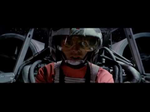 STAR WARS - The DEATHSTAR BATTLE re-edited pt. 1