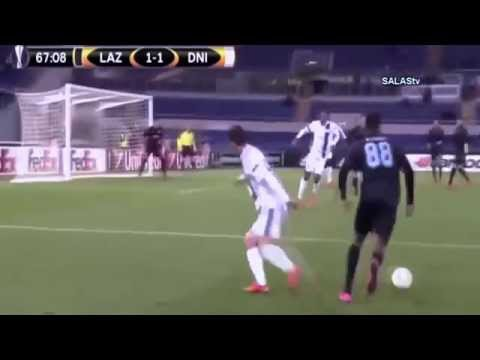 Лацио 3-1 Днепр обзор матча | Lazio 3 1 Dnipro Europa League 26.11.15