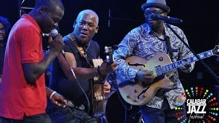 Baixar - Jonathan Butler And Jimmy Dludlu Performing At Calabar International Jazz Festival 2013 Grátis