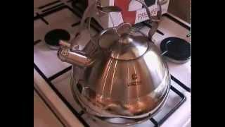 Чайник VINZER  PREMIER 2.6 L  (подробный обзор изделия)