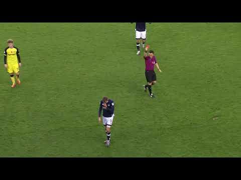 Millwall v Burton