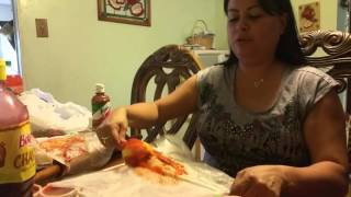 Download Easy to make chamoy candy apples Mp3 and Videos