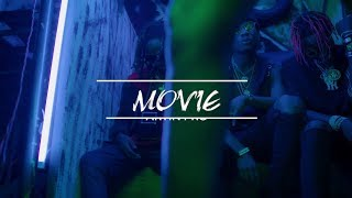 'MOVIE'  by Tip Swizzy, featuring Feffe Busi & Fik Fameica OFFICIAL VIDEO 2018