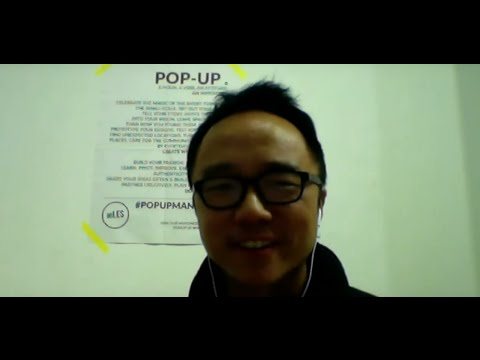 How to Pop-Up: Talking Design, Real Estate, and Pop-Up Shops with Eric Ho