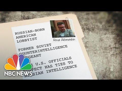 Trump Jr. Meeting: More Participants Identified Friday | NBC News