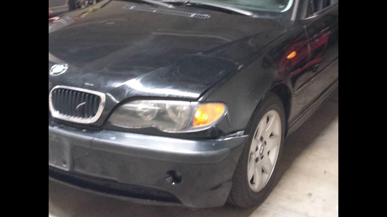 BMW 3 Series E46 98-01 MANUALE DEL PROPRIETARIO MANUALE 320d 330d 318i 320i 323i 328i 316i