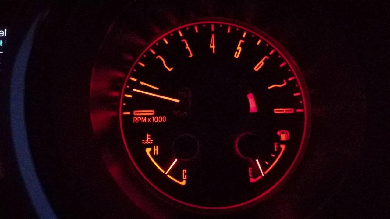 2014 Mustang GT Premium Rough Idle