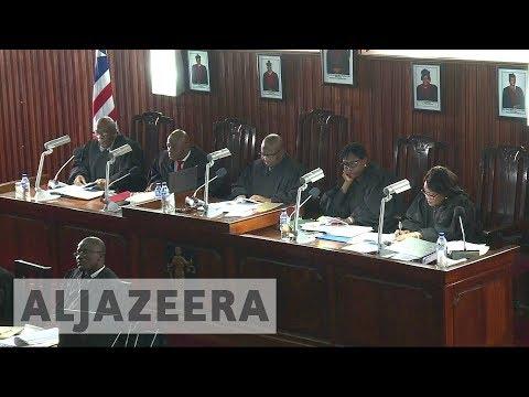 Liberia Supreme Court to decide on election runoff