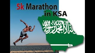 5k Marathon KSA
