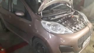 Peugeot 107 обзор | диагностика двигателя и ремонт. AUTO ТехЦентр Мытищи(Peugeot 107 обзор | диагностика двигателя и ремонт. AUTO ТехЦентр Мытищи: диагностика, обслуживание и ремонт Пежо..., 2016-11-02T12:46:49.000Z)