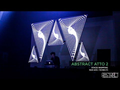 Aelion Project - Abstract Act II - Stage mapping