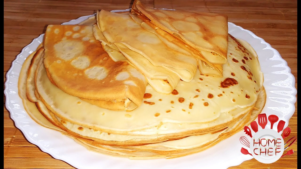 Breakfast Crepes Recipe How To Make