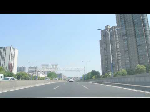 20170430_Driving on Some Elevated Roads in Changzhou