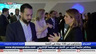 """لقاء مع المستشار في مجموعة """"+Social Good"""" حازم خالد"""
