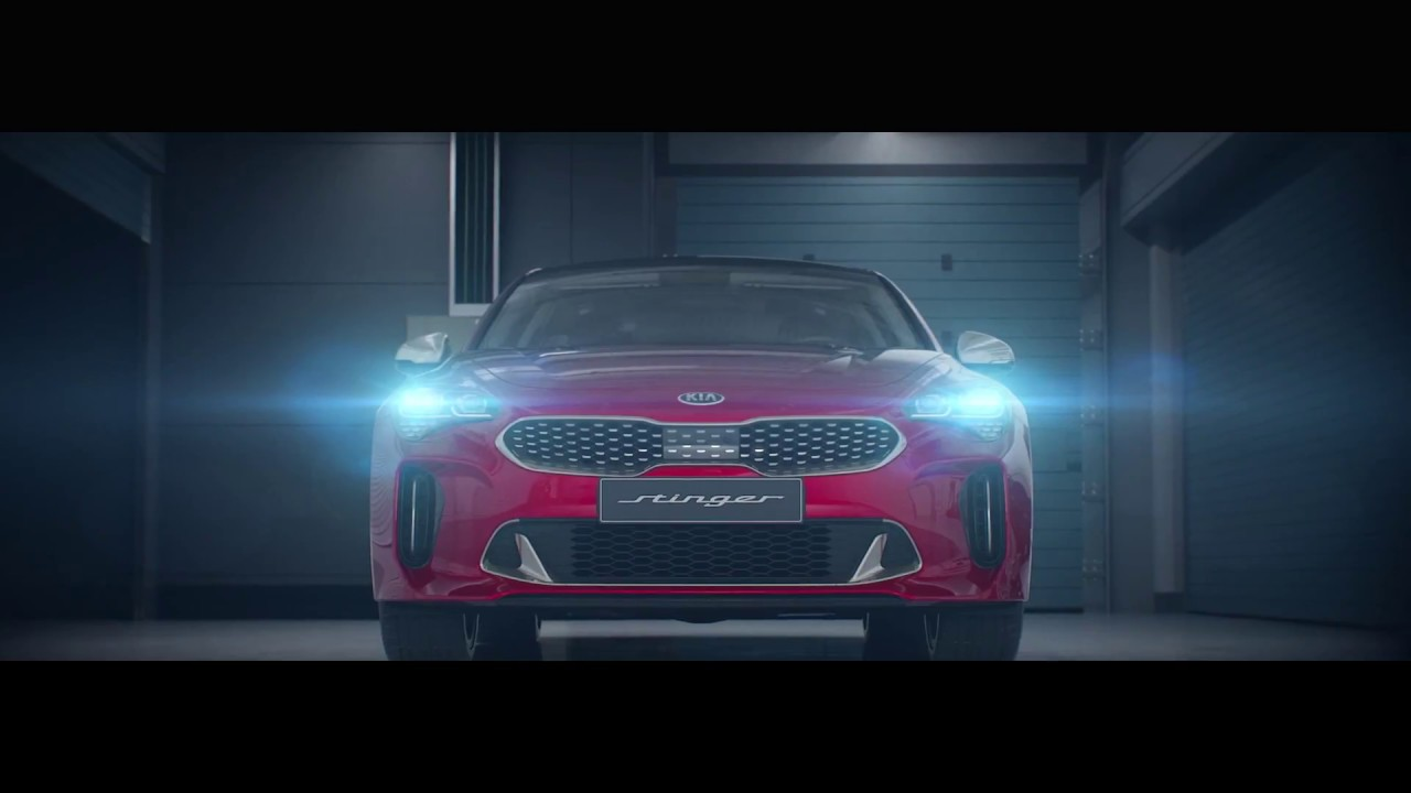 2018 Kia Stinger GT | Precision Made & Rich with Technology