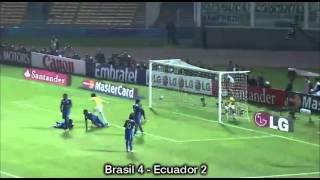 Todos los Goles de la Copa America Argentina 2011 (HQ)