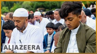 London Muslims Eid comes one week after attack