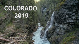 Traveling Colorado 2019