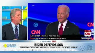 "Garrett: Biden ""Conspicuously"" Avoided Questions About Hunter, He Needs To ""Come Up With An Answer"""