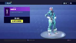 Fornite 'NOUVEAU' GRATUIT PIGSKIN Jouet, Cheer up et le temps emote! (Fortnite Battle Royale)