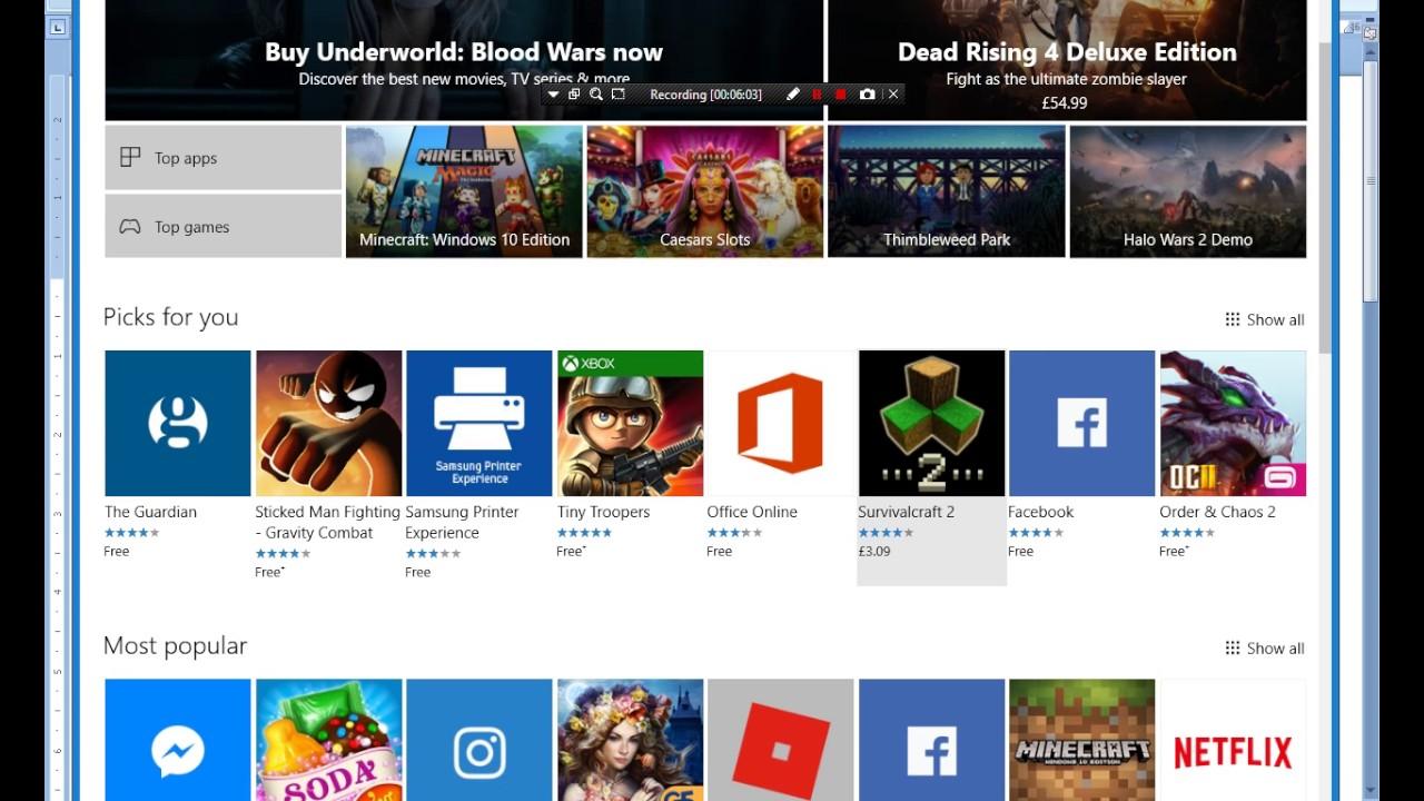 top 10 free windows 7 games