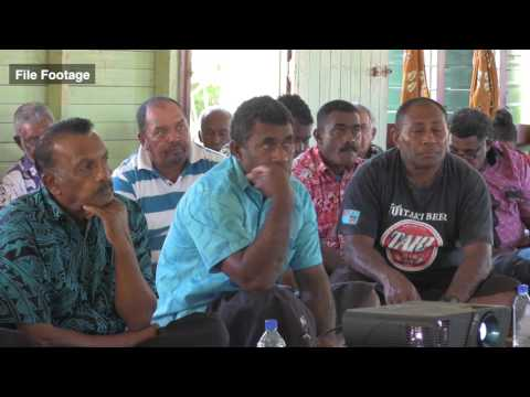Tavua fishing communities commence on fish data collection