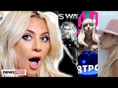 Lady Gaga RESPONDS To Leaked New Music!