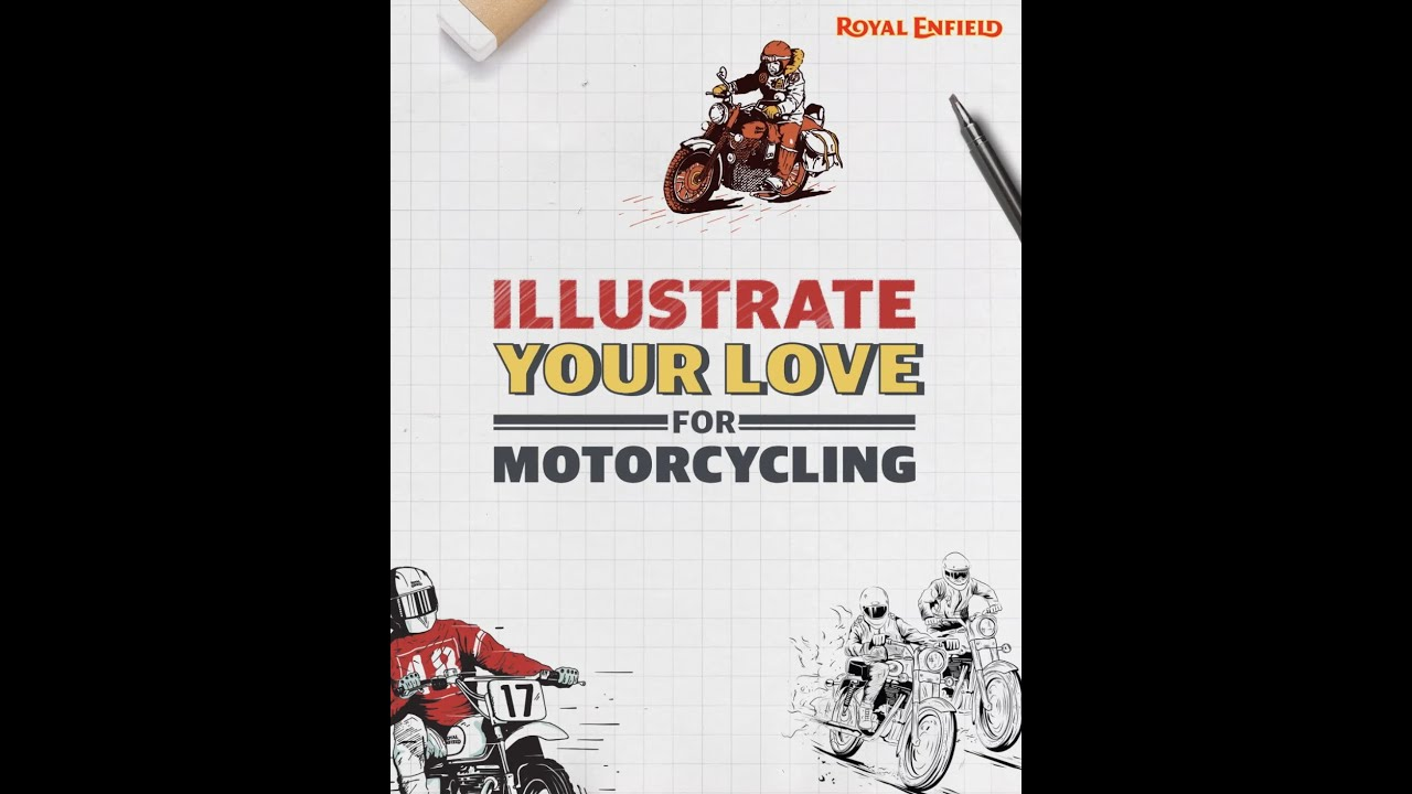 The Art Of Motorcycling Contest is here!