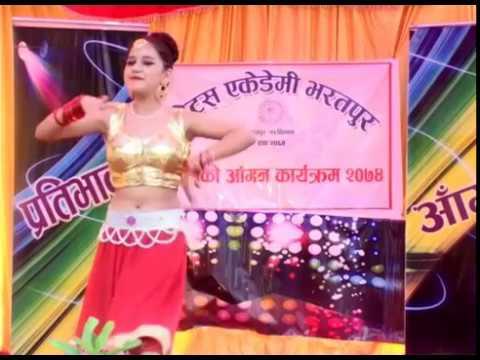 Pratibha ko Aagan = Lotus Academy Bharatpur = Audition Round