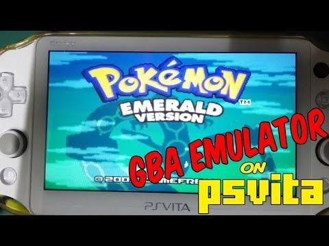 PS VITA: GBA emulator - PCH-2006 100% working