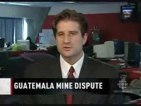 Skye Resources Limited Mining in Guatemala