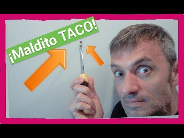 Cómo Sacar Tacos De La Pared Truco En 4 Pasos Fácil Youtube