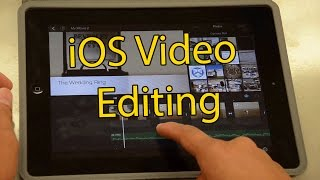 Video iOS Video Editing On iPhone / iPad Edit Videos iMovie 2016 Mobile Device download MP3, 3GP, MP4, WEBM, AVI, FLV September 2018